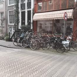 bikes, bikes more bikes.